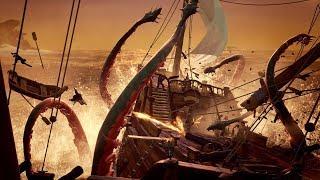 NOWE SEA OF THIEVES - POLOWANIE NA POTWORY MORSKIE!! - Na żywo