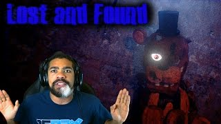 FREDDY IS CHEATING SO HARD RIGHT NOW!! | Lost and Found