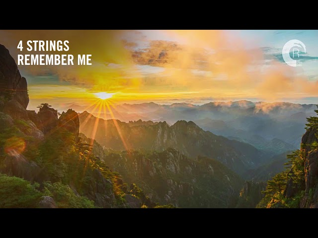 4 STRINGS - Remember Me (Taken from The Album - A BRAND NEW DAY)