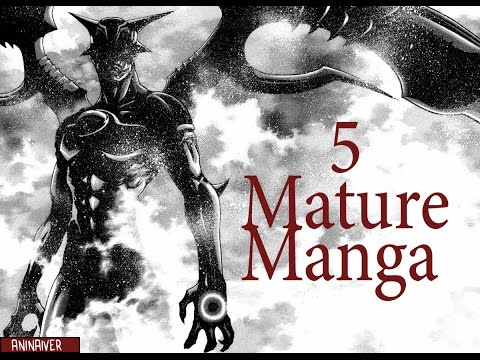 Read mature manga