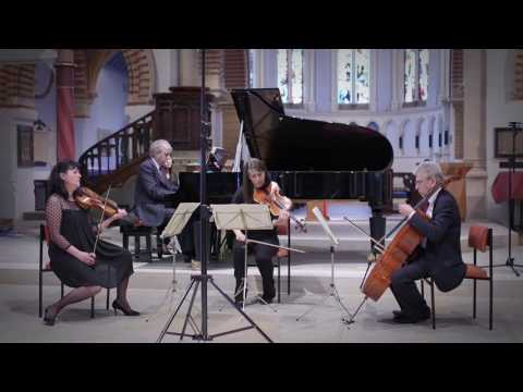 The Zoffany Ensemble - Brahms' Piano Quartet in C Minor
