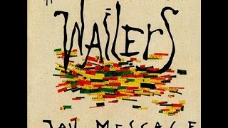 The Wailers Band - Rastaman Sound/Jah Message
