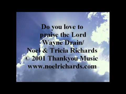Do you love to praise the Lord.wmv