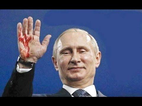 Путин убивает детей