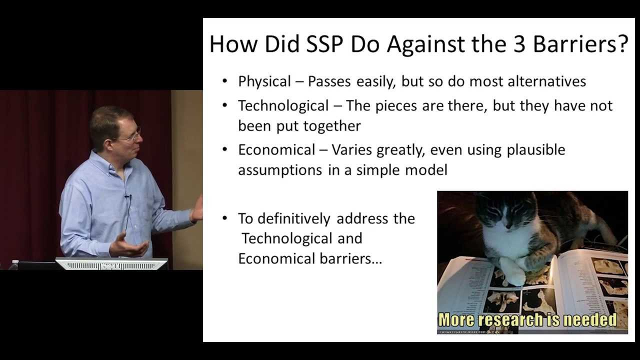 Evaluating Alternative Sources of Energy: Solar Energy from Space (Paul  Jaffe)