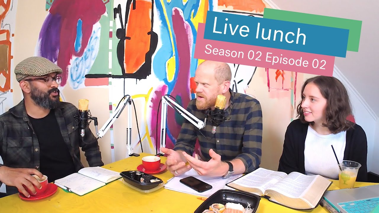 Jesus' Secret | #Livelunch Season 2 episode 2 Cover Image