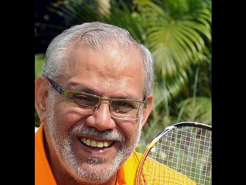 S.M.Arif - Former Indian Badminton coach