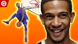 Top 20 CRAZIEST TRICK DUNKS Ever! | Team Flight Brothers