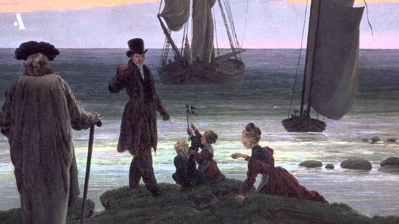 «Возрасты жизни» Каспара Давида Фридриха. Из курса «Как понимать живопись XIX века»