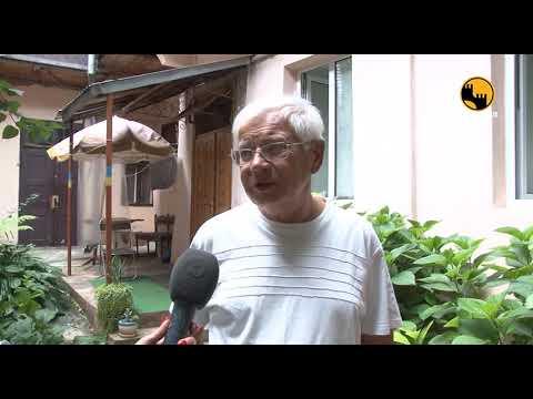 Телеканал ЧЕРНІВЦІ: Мешканці будинку в центрі Чернівців заявляють, що споруда у небезпеці