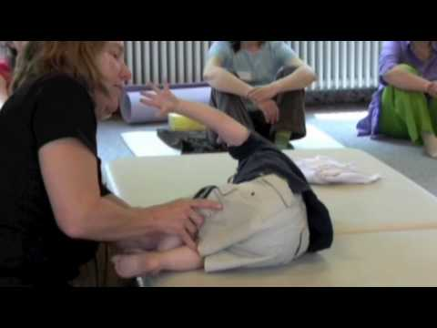 Nancy Aberle, Working with Children Part 3 of 3, Feldenkrais Seminar, Zurich May 2009