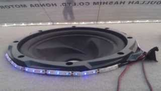 kenwood sound system in honda accord 2007  10000 watt