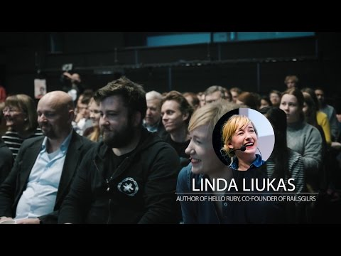 AVP Thought Leaders' Talk by Linda Liukas