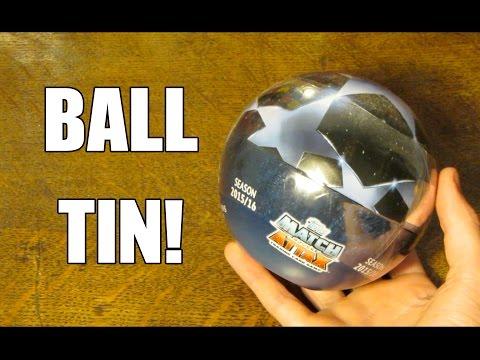 Match Attax Champions League 2015/16 - Nordic BALL TIN!