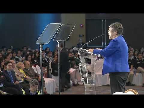 Discurso Helen Mack  III Encuentro Ciudadano