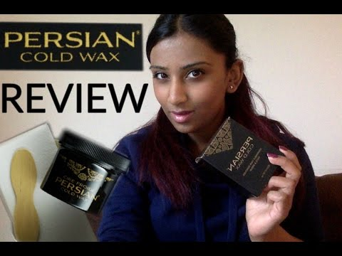 Persian Cold Wax Review! - Good or bad??