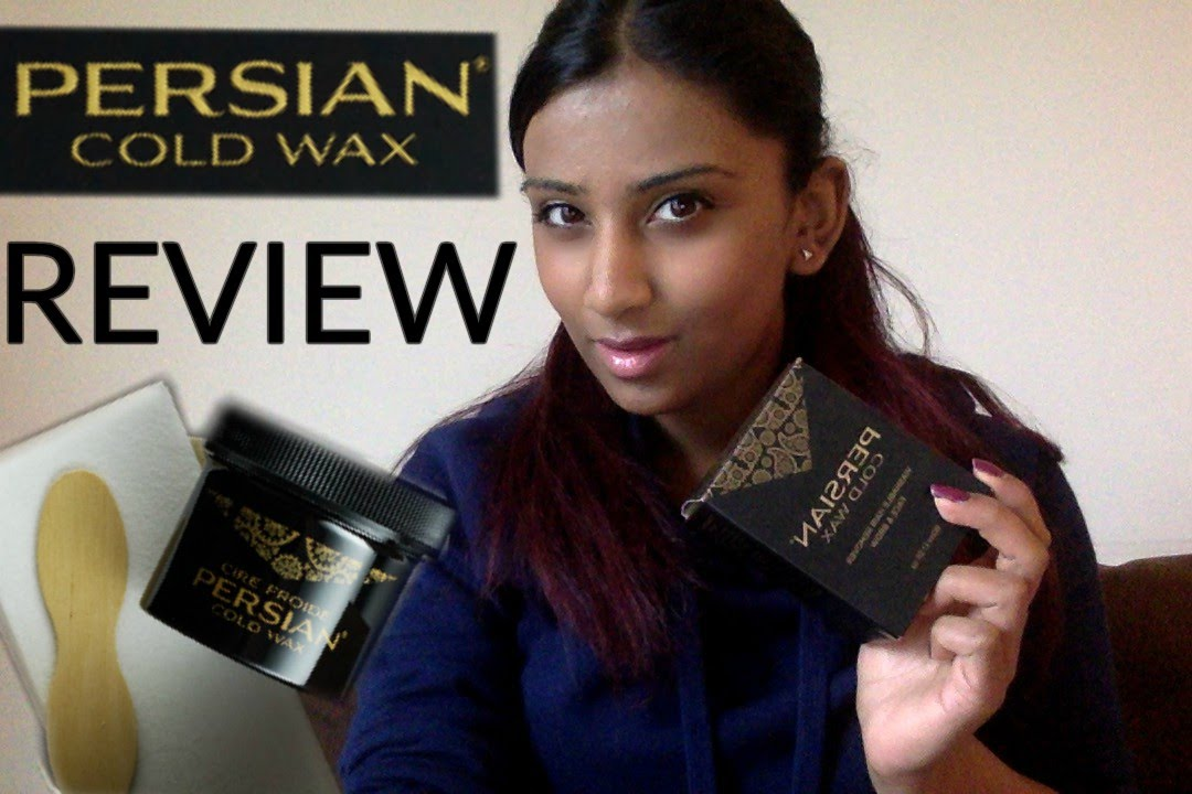 Persian Cold Wax Review Good Or Bad Youtube