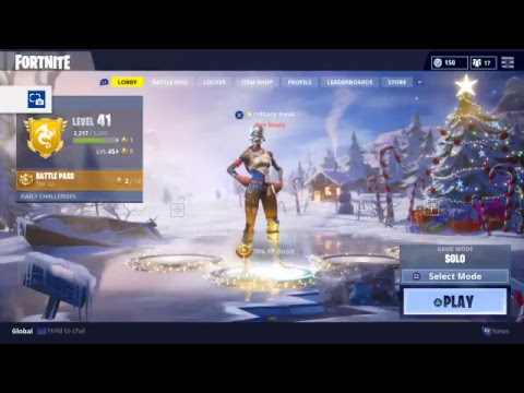Fortnite live the key to win