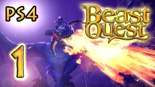 Beast Quest Gameplay Walkthrough Part 1 (PS4, Xbox One, PC) No Commentary