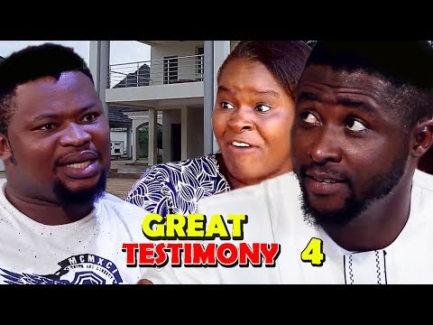 GREAT TESTIMONY SEASON 4 - (New Movie) 2018 Latest Nigerian Nollywood Movie Full HD