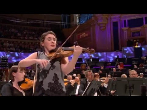 Schindler's List Theme played by Chloe Hanslip conducted by Keith Lockhart