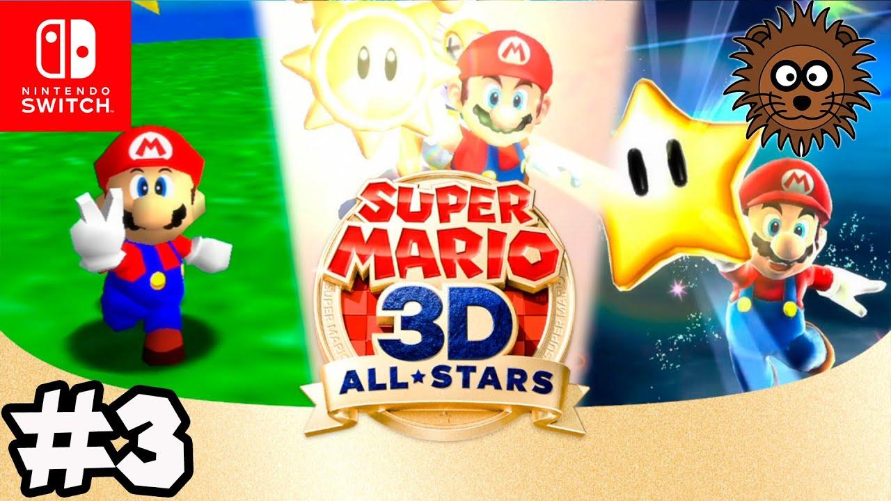 Super Mario 3D All Stars: Super Mario Galaxy en Español #3 - Nintendo Switch