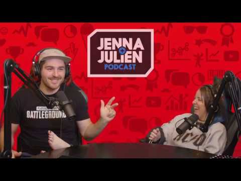 1 hour of the best Jenna and Julien Podcast moments of 2018