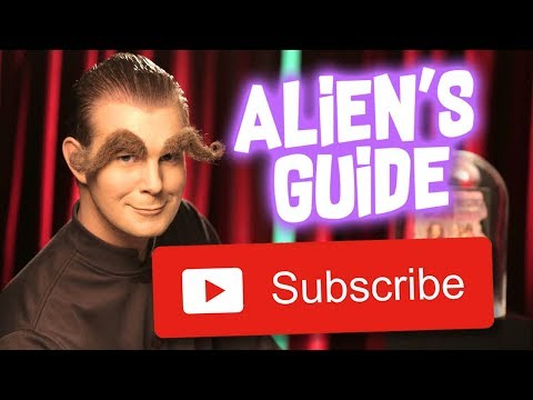 ALIEN'S GUIDE Channel Trailer – Earthling Cinema Has A New Home!