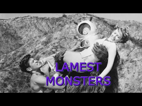 Top Ten Lamest Movie Monsters