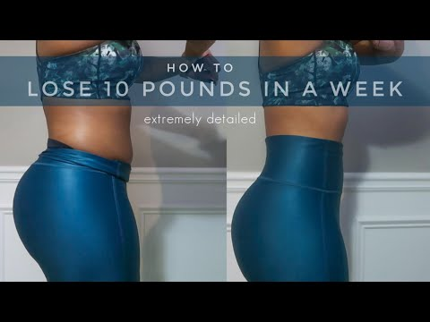 how-i-lost-10-pounds-in-1-week-|-what-i-ate-to-lose-weight-|-ambril-g.-mclaurin