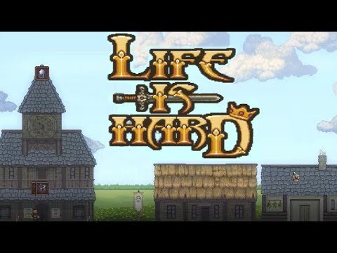 Life is Hard - (Strategy/Village Management Game)