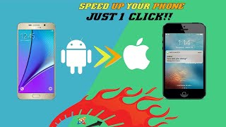Speed up your Android phone like iPhone|Android tips and tricks|Android Ram increaser |No hanging