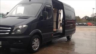 Video mercedes Spinter 2015 fitted with the Avital 3300 two way van security system download MP3, 3GP, MP4, WEBM, AVI, FLV Juni 2018