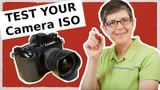 Lumix G9 ISO Test Results: How to test your own camera