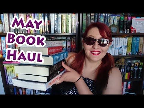 Mid-May Book Haul | 2018