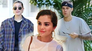 Justin And Hailey Fought Over Selena's Music, Watch Her Reaction When We Ask About It!