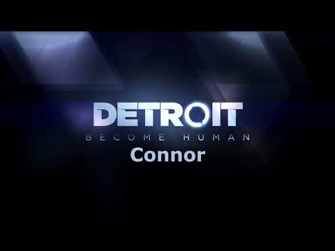 Detroit: Become Human - Connor Main Theme [Music]