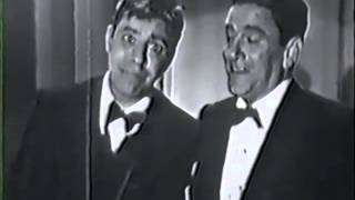 Jerry Lewis and father Danny Lewis - The Jerry Lewis Show/Saturday Color Carnival