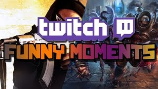 Twitch Funny Moments #13