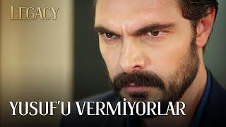 Yusuf'u Vermiyorlar! | Legacy 43. Bölüm (English & Spanish subs)