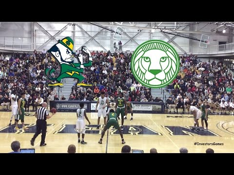 Roselle Catholic vs The Patrick School | Investors Games