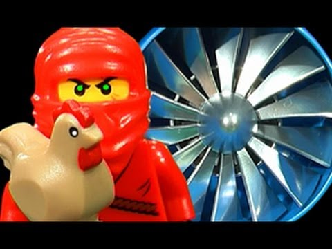 Airfix Jet Engine Secret Hidden Feature Youtube