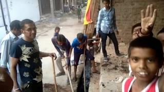 Swach Gali Abhiyaan, Rohini ,Vijay Vihar Video
