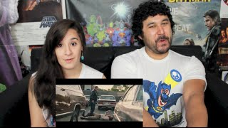 BLACK MASS OFFICIAL TRAILER #1 REACTION & REVIEW!!!