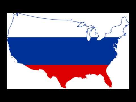 National Anthem of the United States of Russia