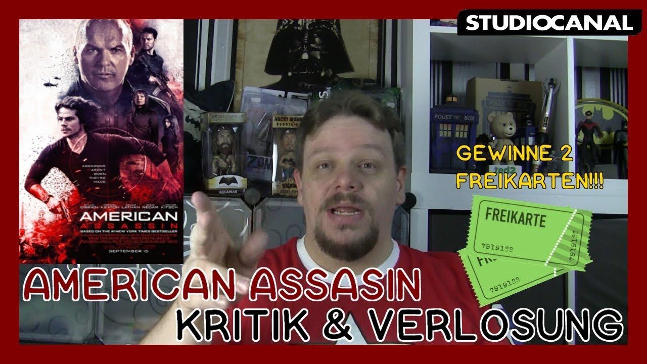 American Assassin Kritik