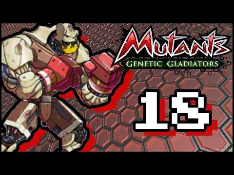EVENTO MOON, A POR ROCKY BOTBOA! - Mutants: Genetic Gladiators #18