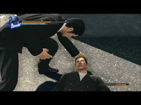 Yakuza pc game Kiwami |