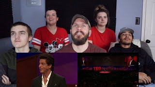 Thoughts on humanity, fame and love REACTION!   Shah Rukh Khan