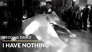 Pierwszy Taniec - I Have Nothing || Studio Tańca Rytm - Wedding Dance Choreography - Viennese Waltz